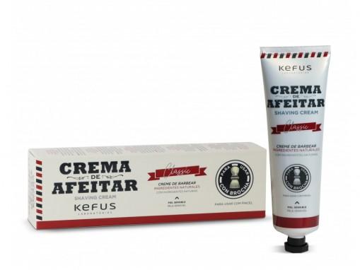 Crema de afeitar Kefus 150ml